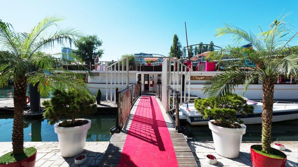 Yacht le clipper paris bateau sur la seine location - L atelier du france port de grenelle 75015 paris ...