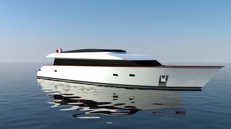 Yacht écologique