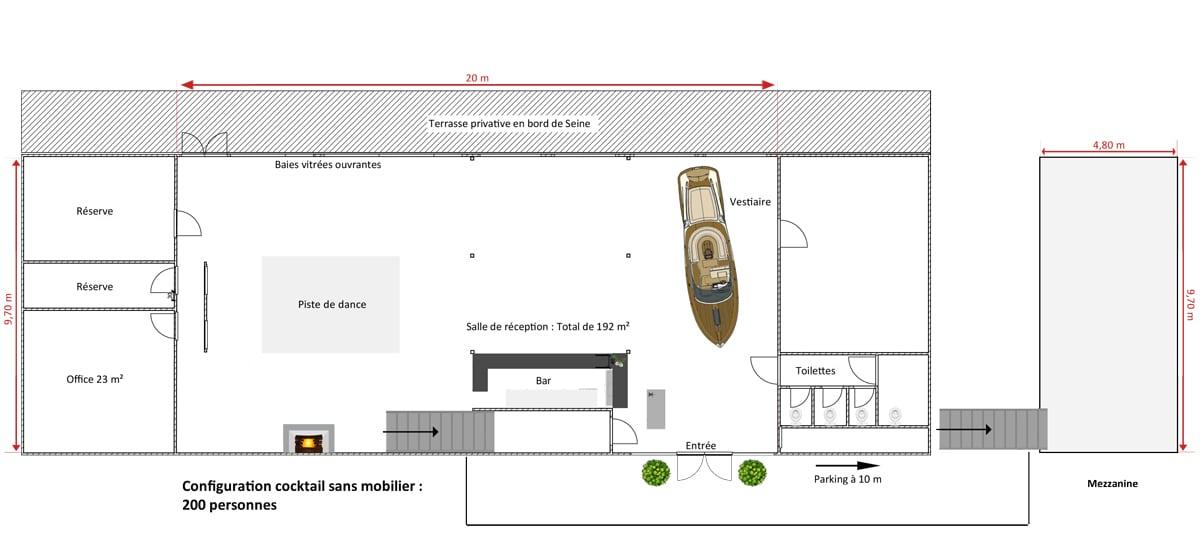 organisation événementielle Paris Yacht Marina