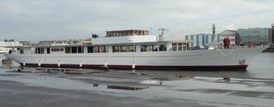 clipper paris bateau de luxe