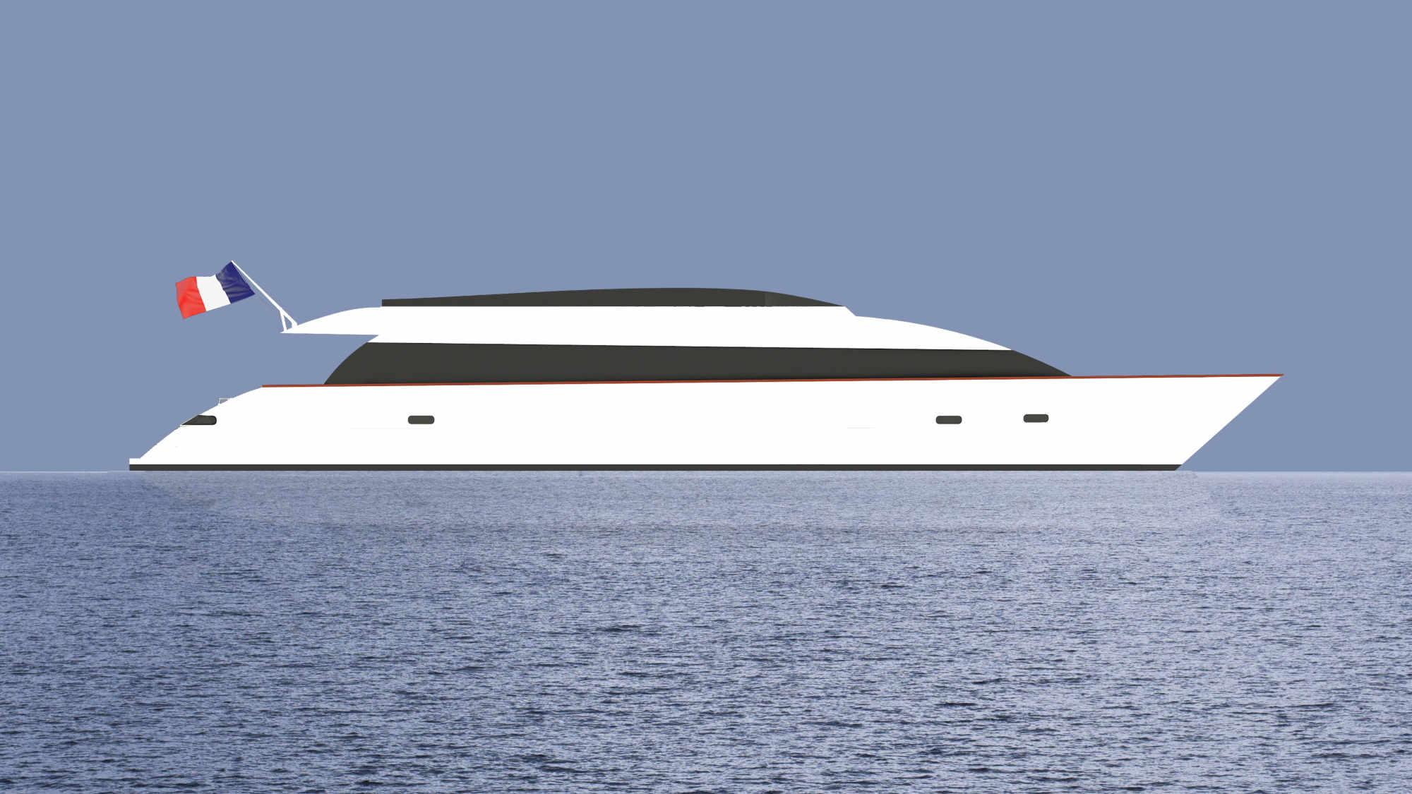 Yacht Electrique Sur la Seine YESS !