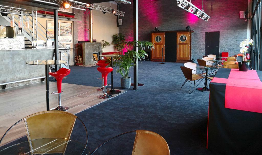 L 39 atelier du france espace v nementiel et salle de - L atelier du france port de grenelle 75015 paris ...