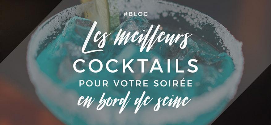 Quelques idées cocktails pour cet été