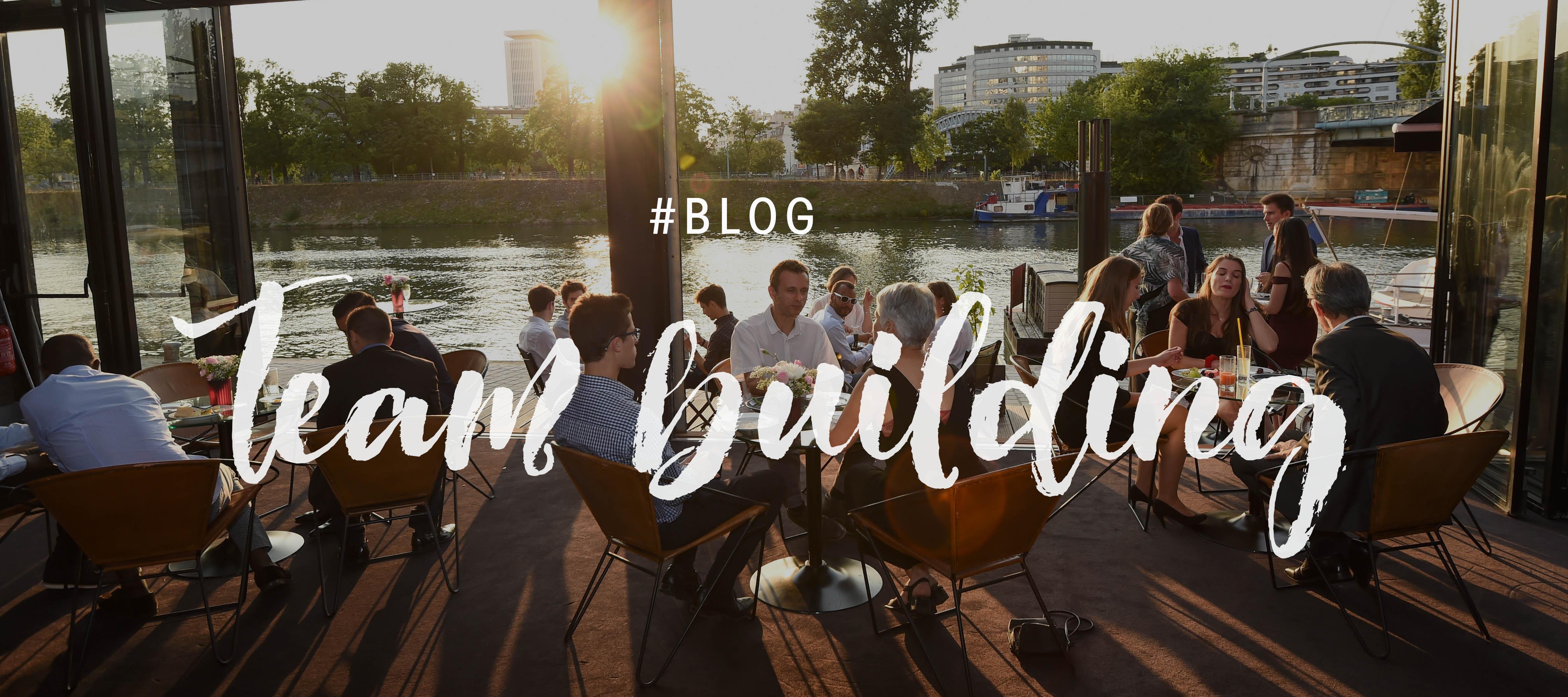 Des lieux uniques à Paris pour le Team Building